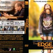 The Edge of Seventeen (2016) R0 Custom DVD COver