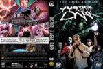 Justice League Dark (2017) R0 Custom DVD Cover