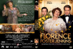 Florence Foster Jenkins (2016) R1 Custom Cover & label