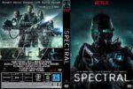 Spectral (2016) R2 GERMAN Custom Cover