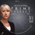 Prime Suspect – Series 7 (2006) R1 Custom Labels