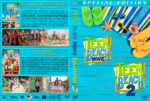 Teen Beach Double Feature (2011-2014) R1 Custom Cover