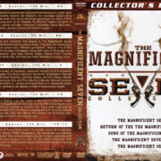 The Magnificent Seven Collection (1960-2016) R1 Custom Cover