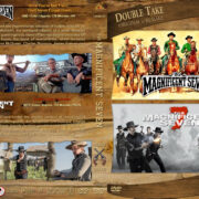 The Magnificent Seven Double Feature (1960-2016) R1 Custom Cover