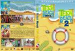 Teen Beach Double Feature (2011-2014) R1 SE Custom Cover