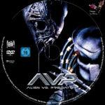 Alien vs Predator (2014) R2 German Custom Labels
