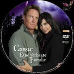 Cassie Eine verhexte Familie (2011) R2 German Custom Label