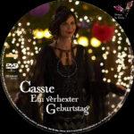 Cassie Ein verhexter Geburtstag (2013) R2 German Custom Label