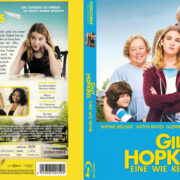 Gilly Hopkins – Eine wie keine (2016) R2 German Custom Blu-Ray Cover & Label