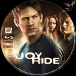 Joy Ride (2001) R2 German Custom Blu-Ray Labels