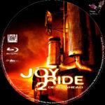 Joy Ride 2 (2008) R2 German Custom Blu-Ray Labels