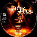 Joy Ride 3 (2014) R2 German Custom Blu-Ray Labels