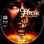 Joy Ride 3 (2014) R2 German Custom Blu-Ray Labels