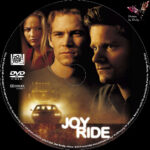 Joy Ride (2001) R2 German Custom Labels