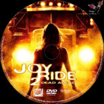 Joy Ride 2 (2008) R2 German Custom Labels