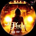 Joy Ride 2 (2008) R2 German Custom Labels