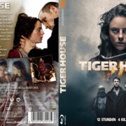 Tiger House (2015) R2 German Custom Blu-ray Cover & label