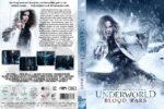 Underworld 5 Blood Wars (2016) R2 German Custom Cover & Labels