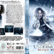 Underworld 5 Blood Wars (2016) R2 German Custom Cover & Labels