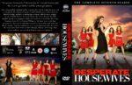 Desperate Housewives Season 7 (2010) R2 German Custom Cover