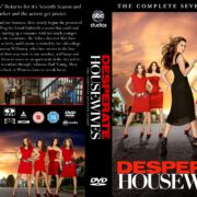 Desperate Housewives Season 7 (2010) R2 German Custom Cover