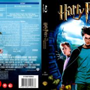 Harry Potter and the Prisoner of Azkaban (2004) R2 Blu-Ray Dutch Cover