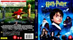 Harry Potter En De Steen Der Wijzen (2001) R2 Blu-Ray Dutch Cover