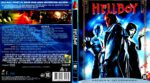 Hellboy (2004) R2 Blu-Ray Dutch Cover