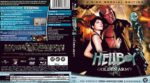 Hellboy II The Golden Army (2008) R2 Blu-Ray Dutch Cover