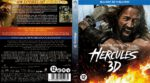 Hercules 3D (2014) R2 Blu-Ray Dutch Cover