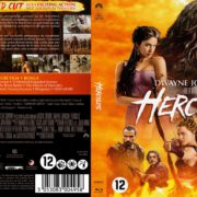 Hercules Extended Cut (2014) R2 Blu-Ray Dutch Cover