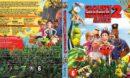Het Regent Gehaktballen 2 (2013) R2 Blu-Ray Dutch Cover