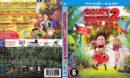 Het Regent Gehaktballen 2 3D (2013) R2 Blu-Ray Dutch Cover