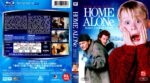 Home Alone (1990) R2 Blu-Ray Dutch Cover