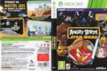 Angry Birds Star Wars (2014) XBOX 360 French Cover