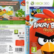 Angry Birds Trilogy (2012) XBOX 360 French Cover