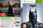 Batman Arkham Origins (2013) XBOX 360 French Cover