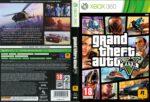 Grand Theft Auto V (2013) XBOX 360 Italian Cover