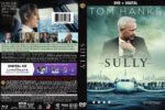 Sully (2016) R0 Custom Czech DVD Cover