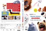 Pets (2016) R2 Custom Czech DVD Cover
