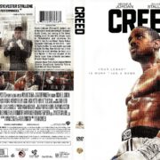 Creed (2015) R1 DVD Cover & Label