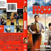 Daddy's Home (2015) R1 DVD Cover & Label