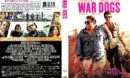 War Dogs (2016) R1 DVD Cover & Label