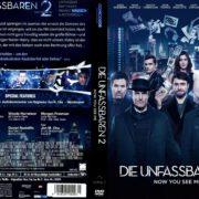 Die Unfassbaren 2 (2016) R2 GERMAN Cover