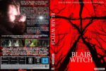 Blair Witch (2016) R2 GERMAN Custom Cover