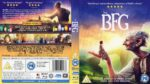 The BFG (2016) R2 Blu-Ray Cover & Label