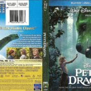 Pete's Dragon (2016) R1 Blu-Ray Cover & Labels