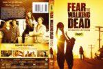 Fear The Walking Dead Season 1 (2015) R1 DVD Cover & Label