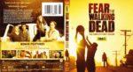 Fear The Walking Dead Season 1 (2015) R1 Blu-Ray Cover & Label