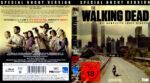 The Walking Dead Staffel 1 (2010) R2 Blu-Ray German Cover